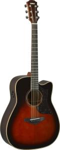 Yamaha A3R ARE TBS Western-Gitarre