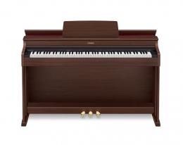 Casio AP-470 BN Digital Piano braun Sparpaket