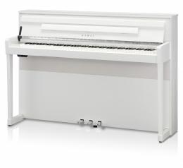 Kawai CA-99 W Weiß matt Digital Piano Sparpaket mit Klavierbank und Kopfhörer und Songbook
