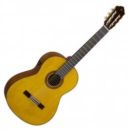 Yamaha CG-TA NT TransAcoustic Konzertgitarre