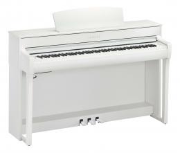Yamaha CLP-745 WH Digital Piano Weiß matt