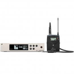 Sennheiser EW 100 G4-Ci1 E Instrumenten Set