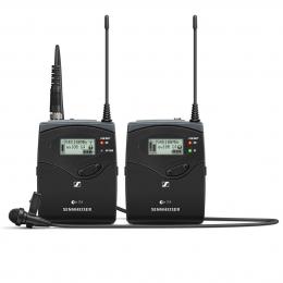 Sennheiser EW 112P G4 E Kamera  Lavalier Mic Set