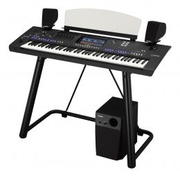 Yamaha Genos Workstation XXL Set inklusive GNS-MS01 und Stativ L-7B
