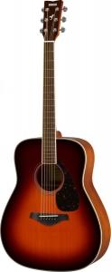 Yamaha FG 820 BS Western-Gitarre