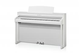 Kawai CA-98 W Weiß matt Digital Piano Sparpaket mit Klavierbank und Kopfhörer und Songbook