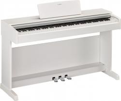 Yamaha YDP-144 WH Digital Piano weiß Matt Sparpaket