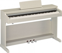 Yamaha YDP-164 WA Digital Piano Weißesche Sparpaket