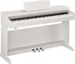 Yamaha YDP-164 WH Digital Piano weiß matt Sparpaket