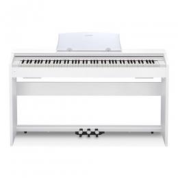 Casio PX-770 WE weiß Digital Piano Sparpaket