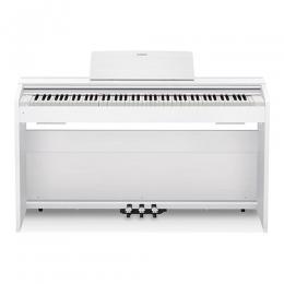 Casio PX-870 WE weiß Digital Piano Sparpaket
