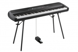 KORG SP-280 BK schwarz matt Stage Piano