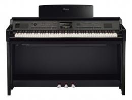 Yamaha CVP-805 PE schwarz hochglanz Digital Piano