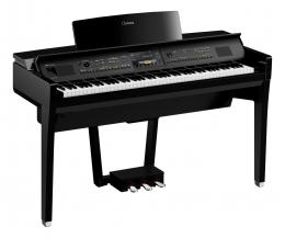 Yamaha CVP-809 PE schwarz hochglanz Digital Piano