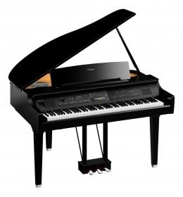 Yamaha CVP-809GP PE schwarz hochglanz Digital Piano