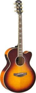 Yamaha CPX-1000   Western-Gitarre Brown