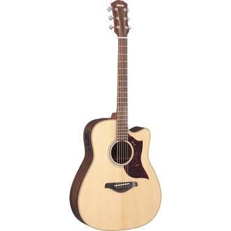 Vintage Sunburst - Yamaha A1R Western-Gitarre