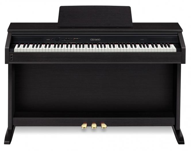 Casio AP-260 BK Digital Piano schwarz