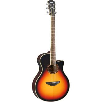 Vintage Yamaha APX 700 II Western Gitarre