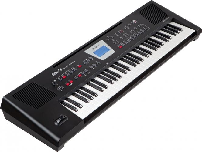 Roland BK-3BK Keyboard