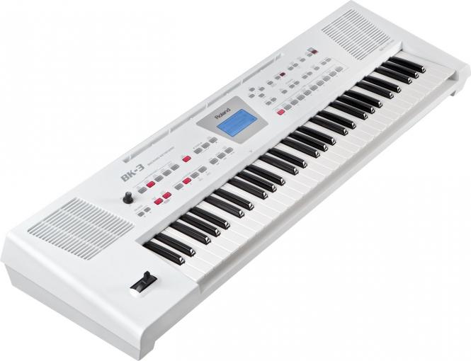 Roland BK-3WH Keyboard