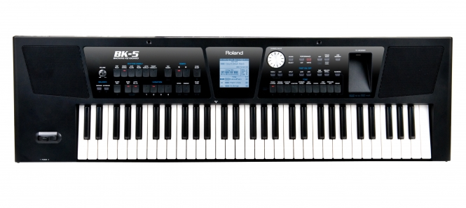 Roland BK-5 Keyboard