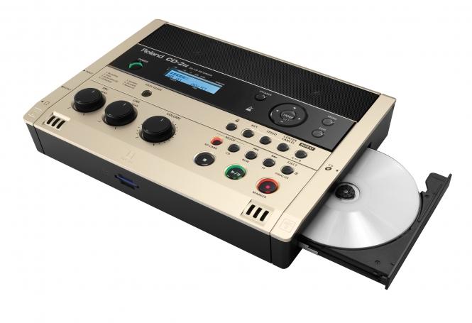 Roland CD-2u Aufnahmestudio