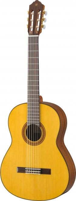 Yamaha CG-162 S Konzertgitarre