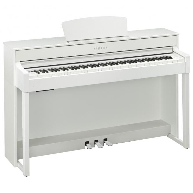 Yamaha CLP-535 WH Digital Piano weiß matt Sparpaket