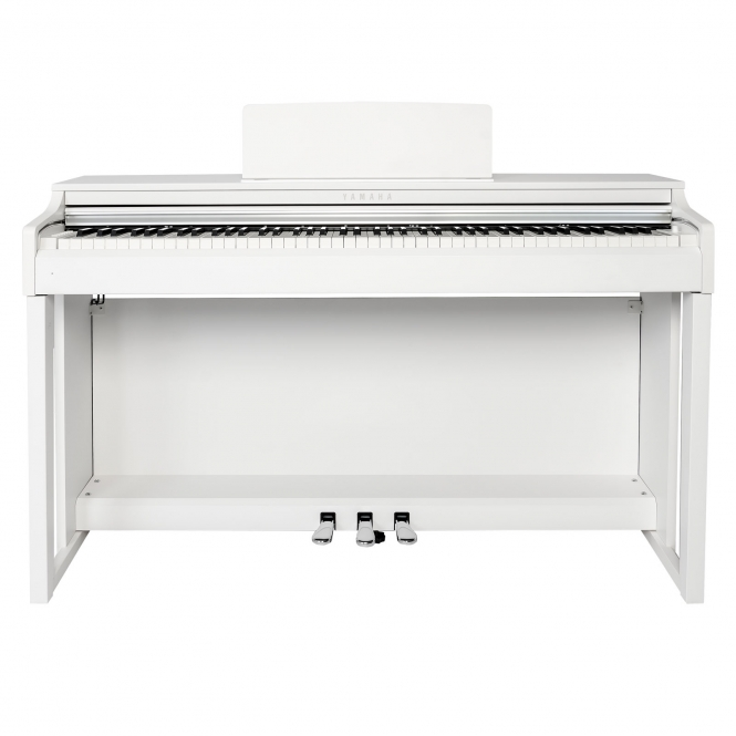Yamaha CLP-525 WH Digital Piano weiß matt