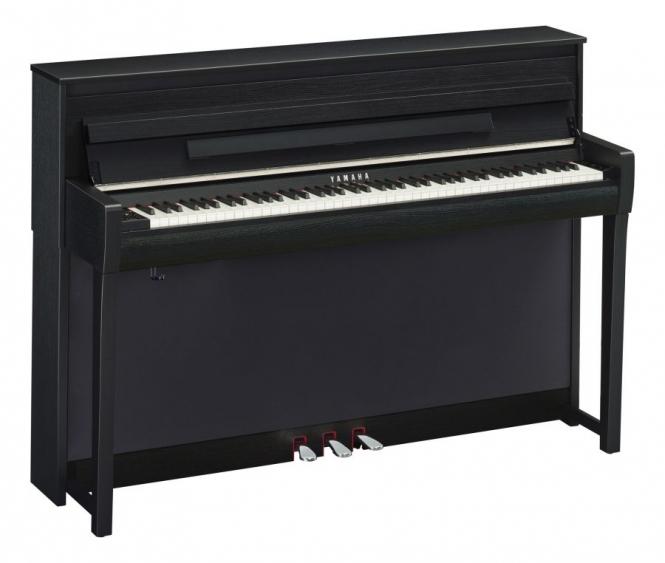 Yamaha CLP-685 B Digital Piano Schwarz matt