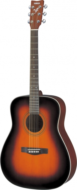 Natur - Yamaha F 370DWTBS Western-Gitarre