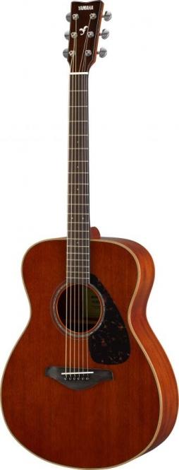 Natural Yamaha FS 850 NT Western Gitarre