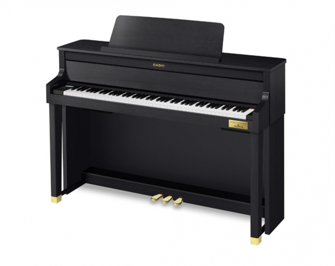 Casio GP-400 BK Grand Hybrid Digital Piano