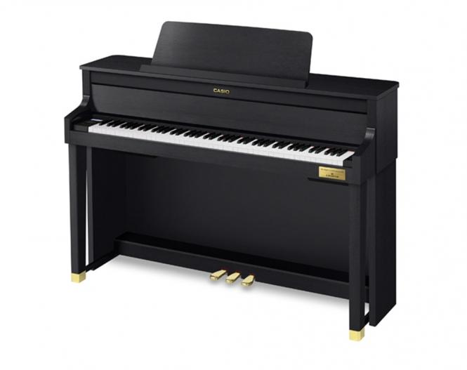 Casio GP-400 BK Grand Hybrid Digital Piano Sparpaket ...