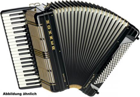 Hohner Morino + IV 96 de Luxe Akkordeon