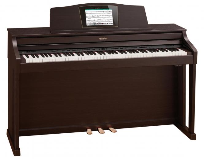 Roland HPi-50e RW Digital Piano Sparpaket