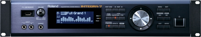 Roland Integra 7 Sound Modul