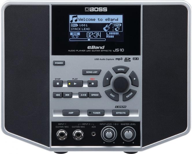 Boss JS-10 eBand Audio-Player