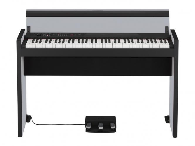 Korg LP-380 73 SB Digital Piano73 Tasten Silver-Black