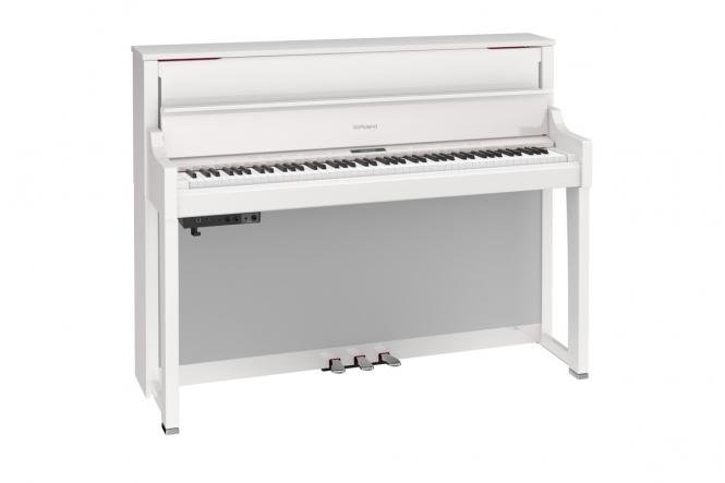 Roland LX-17 PW Digital Piano Weiß Hochglanz