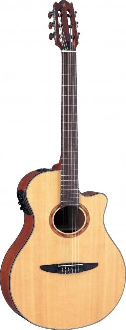 Black - Yamaha NTX 700 Konzertgitarre