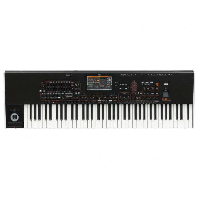 Synthesizer - KORGPA 4X 76 International Workstation Versandrückläufer - Onlineshop Musikzentrum Haas