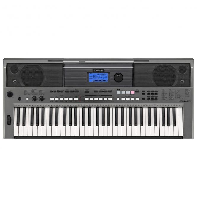 Yamaha PSR-E 453 Keyboard inklusive Netzteil