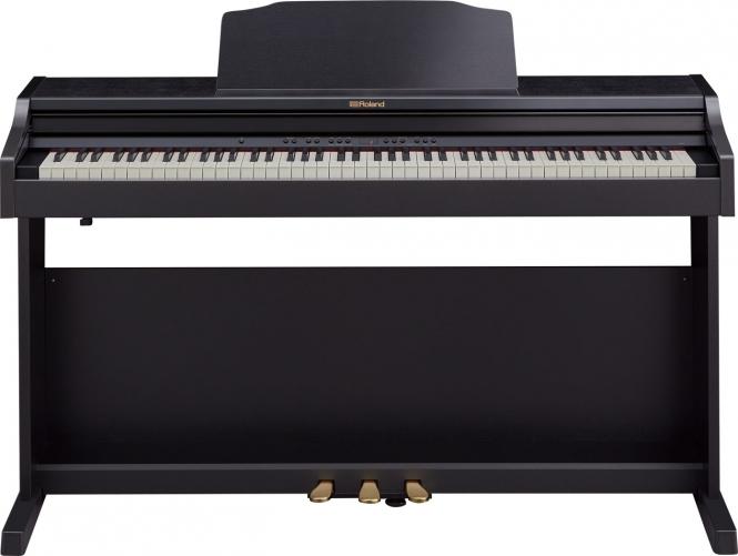 Roland RP-501R CB Digital Piano schwarz matt