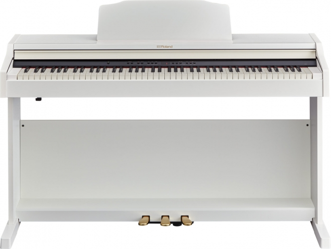 Roland RP-501R WH Digital Piano Weiß Matt