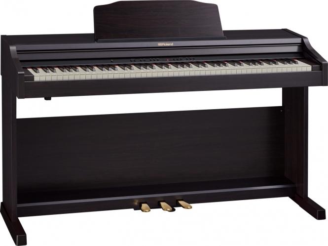 Roland RP-501R CR Digital Piano Rosenholz Sparpaket