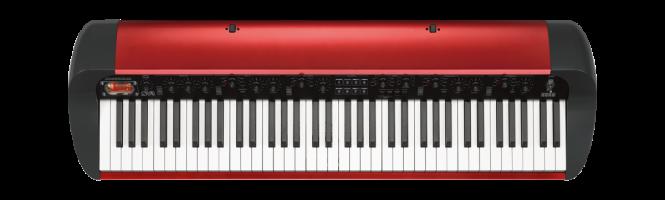 KORG SV-1 73 MR metallic-rot Stage piano