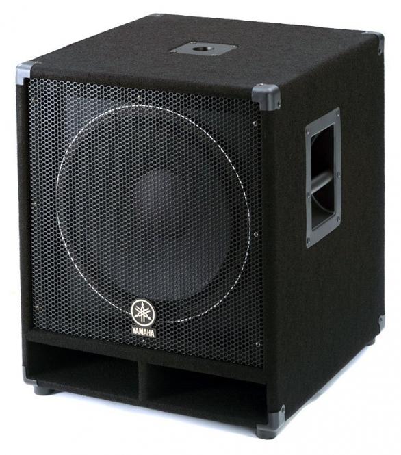 YAMAHA SW 115V Passiv-Box