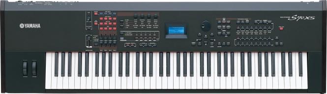 Yamaha S 70 XS Synthesizer